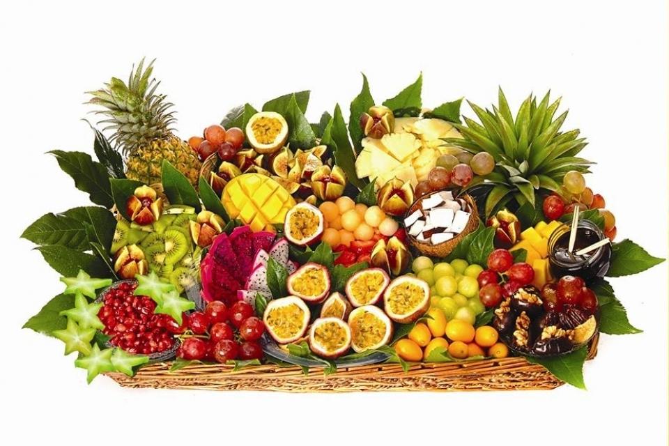 סלסלת פירות החברותית