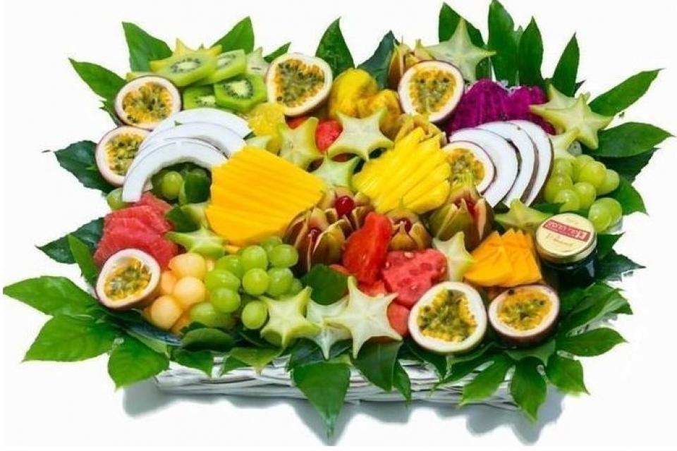 סלסלת פירות המרגשת