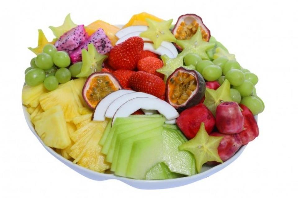 מגש פירות קברט מעוצב