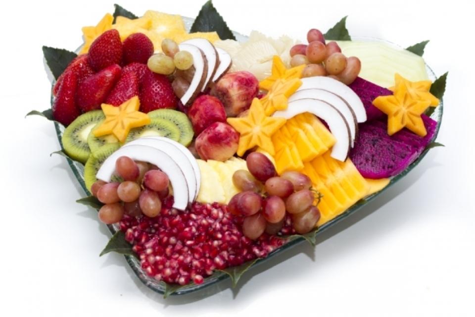 מגש פירות הלבבית