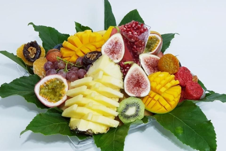 מגש פירות פשושון