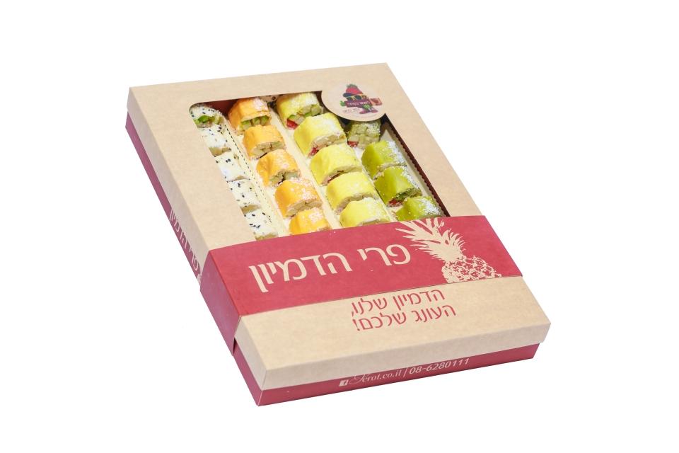 מארז מתנה-מגולגלת 28 יח'