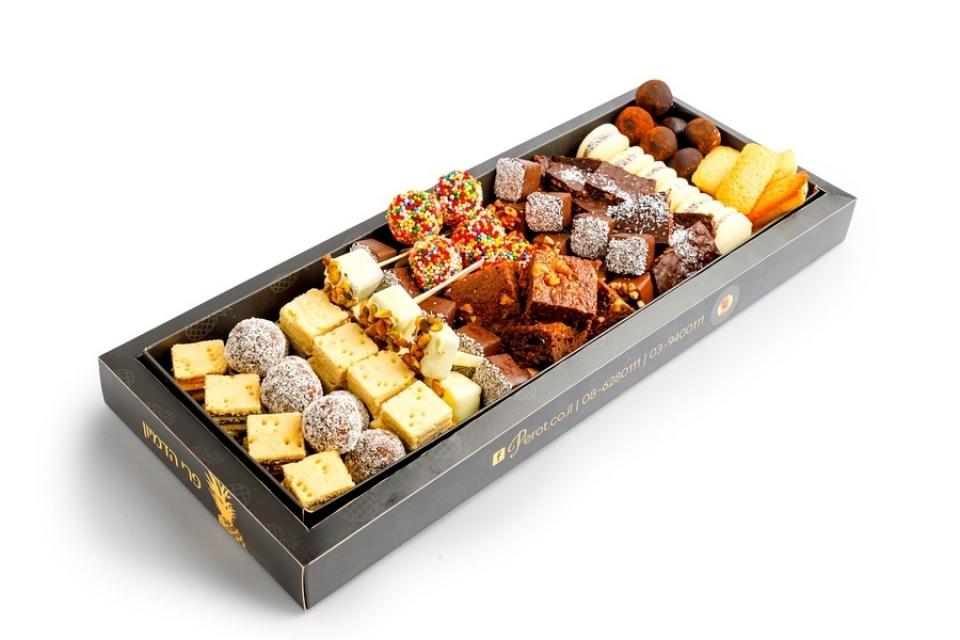 מהדורת פרימיום Chocolate box